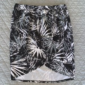 Fabletics Wrap Style Skirt